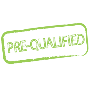 Prequalify!